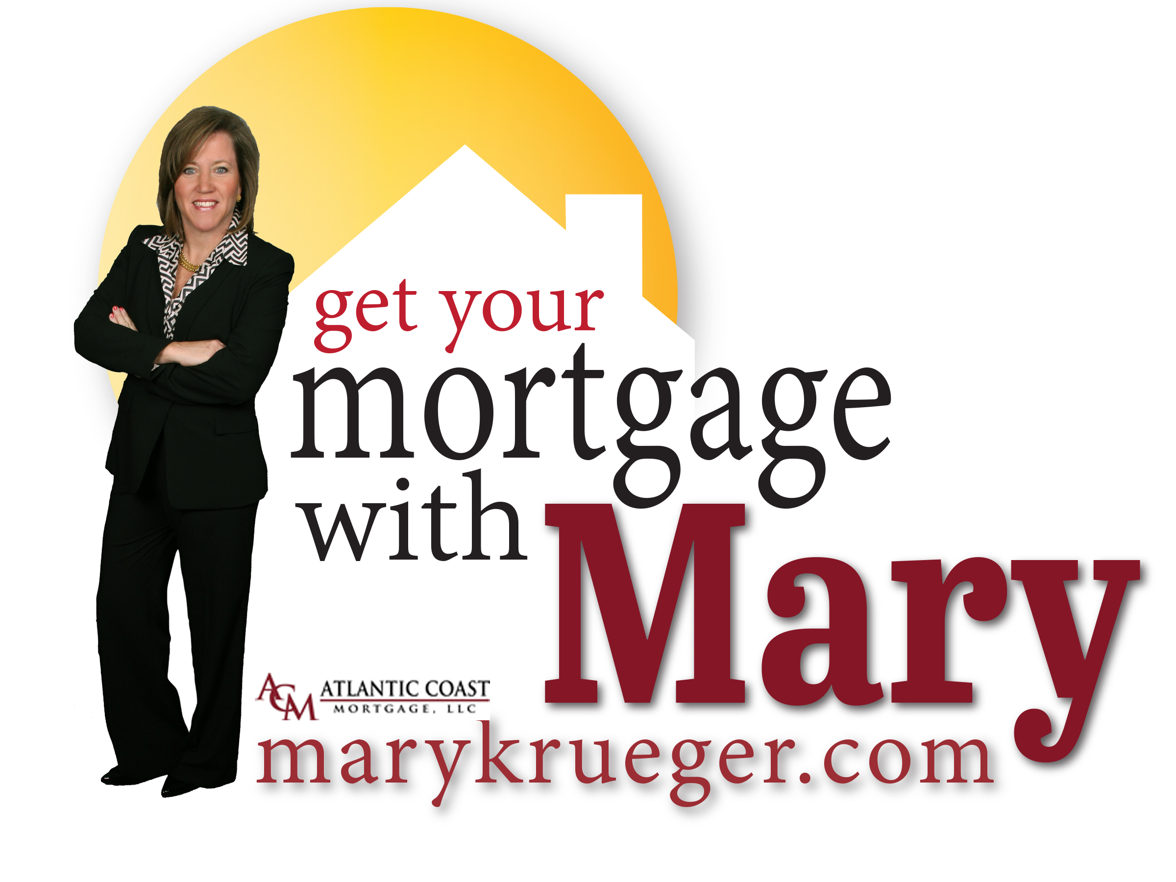 Mary Krueger Logo